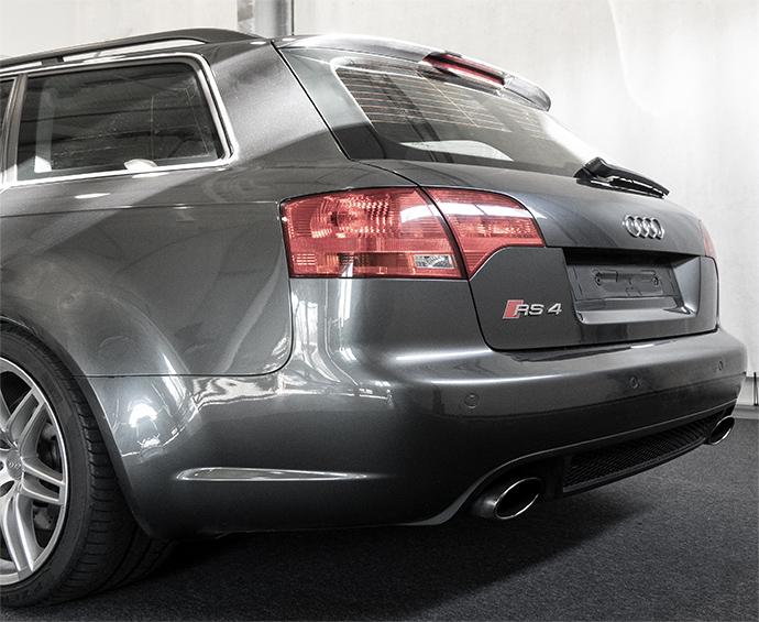 Alarmanlage Vodafone Automotive Audi RS4