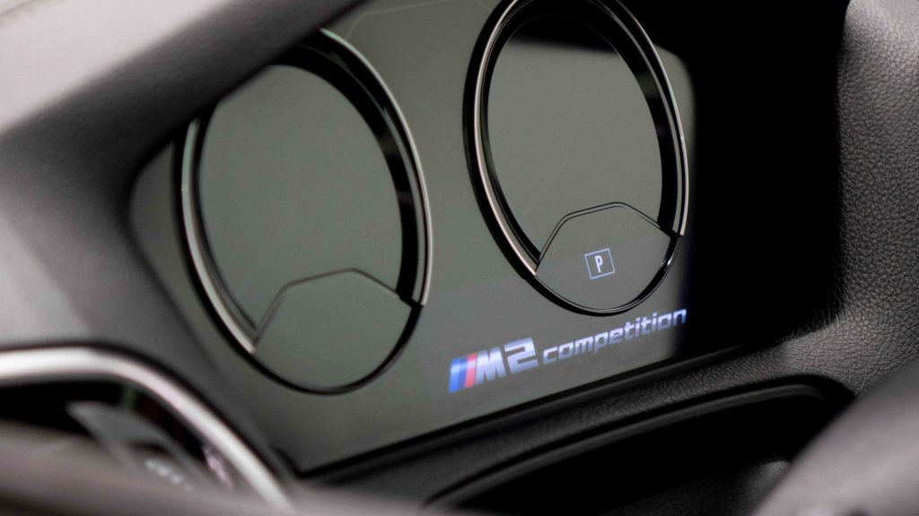 BMW 2 M2 Competition Innenraumüberwachung Diebstahlsicherung Navigationssystem MMI iDrive meConnect Vodafone Automotive Cobra Ampire Viper Pandora Kfz-Alarmanlage nachrüsten Autoalarmanlage